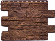 Фасадная  панель Альта-Профиль Камень Шотландский (Блэкберн)